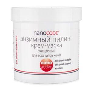 Маска для лица ЭНЗИМНЫЙ ПИЛИНГ NANOCODE 250 мл