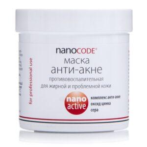 Маска для лица АНТИ АКНЕ NANOCODE 250 мл