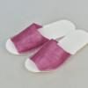 Одноразові тапочки з відкритим носком 1 пара