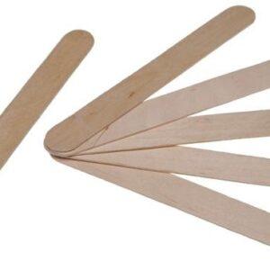 Шпатель для шугаринга дерев'яний NANOCODE